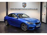 2015 15 BMW 2 SERIES 3.0 M235I 2DR AUTO 322 BHP