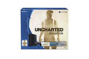 Playstation 4  500gb 1 controller 2 games