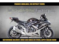 2010 60 SUZUKI GSXR750 L0 - NATIONWIDE DELIVERY AVAILABLE