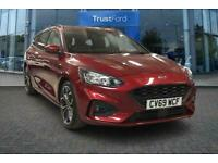 2019 Ford Focus 1.0 EcoBoost 125ps ST-Line X 5dr Estate Auto ONE OWNER + FULL SE