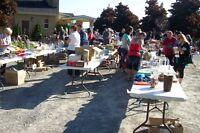 GIANT CRAFT & YARD SALE