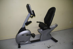 Vision R40 Classic Recumbent Exercise Bike - like new
