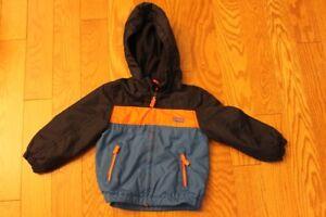 Osh Kosh Fall Fleece Lined Jacket 2T