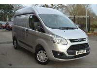 ef2df5a8a6 Ford Transit Custom 310 Trend L1 H2 SWB High Roof Panel Van 2.2 Manual  Diesel