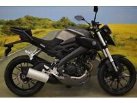 Yamaha MT 125 2015 ** 6167 MILES, ABS, DIGITAL DISPLAY **