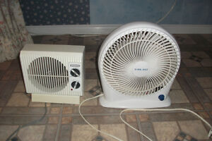Seabreeze, Holmes and Airworks heaters