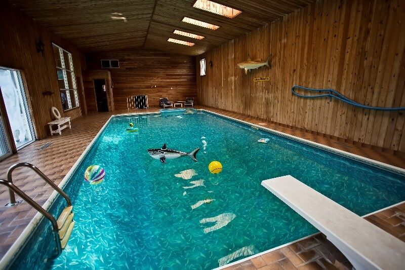 Indoor pool massive reduction in price for quick sale - House with indoor swimming pool for sale ...