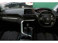 2017 Peugeot 3008 1.6 BlueHDi 120 Allure 5dr Hatchback Diesel Manual