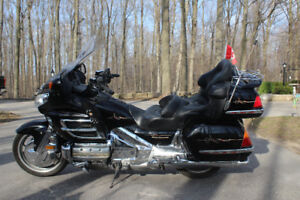 2004 Gold Wing Motorcycle - Reduced