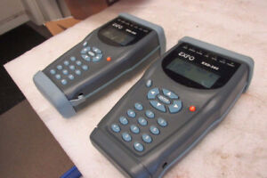 Lot of 2: EXFO EXD-350