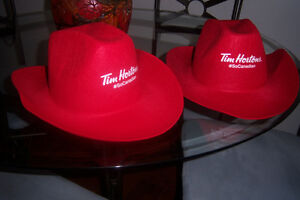 5 Tim Horton's # So Canadian Hats