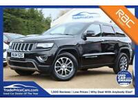 2014 64 JEEP GRAND CHEROKEE 3.0 V6 CRD LIMITED 5D AUTO 247 BHP DIESEL