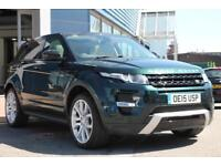 2015 LAND ROVER RANGE ROVER EVOQUE 2.2 SD4 Dynamic 5dr Auto [9] [Lux Pack]