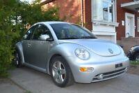 2001 Volkswagen New Beetle GLS Coupé (2 portes)