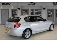 2014 14 BMW 1 SERIES 1.6 116D EFFICIENTDYNAMICS BUSINESS 5D 114 BHP DIESEL