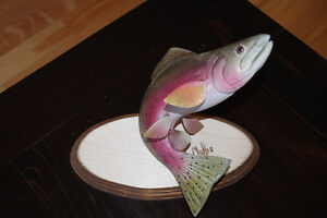 Christmas gifts for the fisherman (Hand carved fish) Regina Regina Area image 6