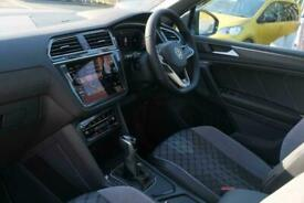 2020 Volkswagen Tiguan 1.5 TSI 150 R Line 5dr DSG Auto SUV Petrol Automatic