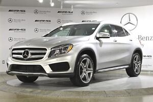 2015 Mercedes-Benz GLA250 SUV 4MATIC