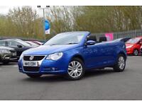 2010 VOLKSWAGEN EOS Volkswagen Eos 1.4 TSI BlueMotion S 2dr