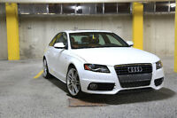 2012 Audi A4 2,0T Premium S-Line Quatro