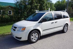 2008 Dodge Grand Caravan C/V Minivan, Van