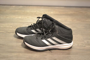 Adidas Basketball Shoes - Men's Size 8.5