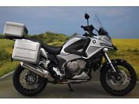Honda VFR1200 XC 2013**TOPBOX, PANNIERS, ABS, TRACTION CONTROL**