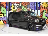 2017 VW TRANSPORTER LWB 2.0TDI 160 HIGHLINE PANEL VAN LV SPORTLINE PK BLACKBERRY