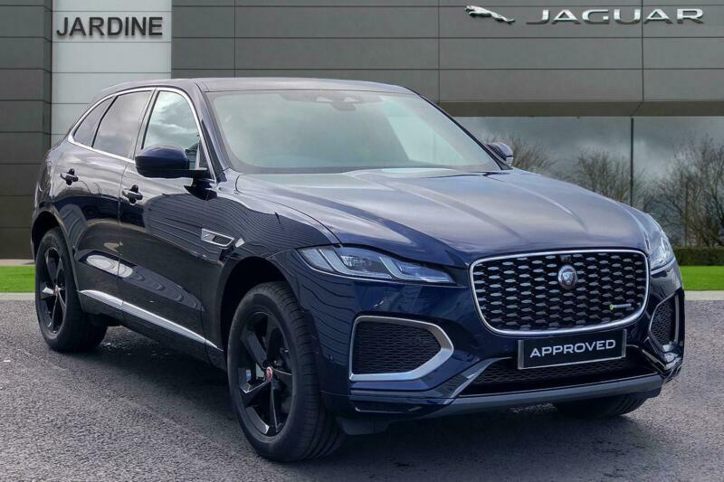 2021 Jaguar F-Pace R-DYNAMIC S Auto Estate Diesel ...