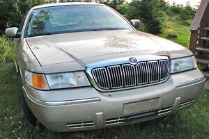1999 Mercury Grand Marquis lx Sedan