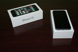 iPhone 5s - Locked to Telus - 16GB - Space Grey