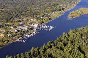 Well established Marina for Sale Georgian Bay Ontario