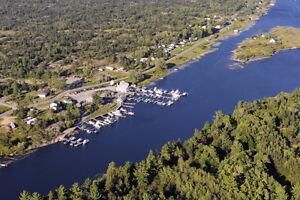 Well established Marina for Sale Georgian Bay Ontario