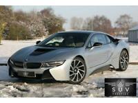 2017 BMW i8 1.5 I8 2d 228 BHP Coupe Automatic