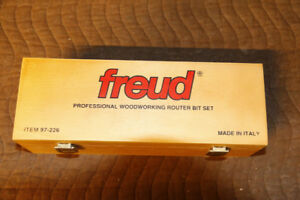 FREUD ROUTER KIT