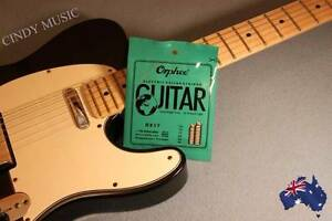 ORPHEE RX17 STRING SET MEDIUM ORPHEE ELECTRIC GUITAR STRINGS Box Hill South Whitehorse Area Preview