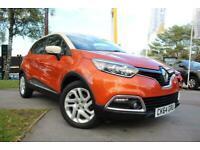 2014 Renault Captur RENAULT CAPTUR 1.2 TCE Dynamique MediaNav 5dr EDC SUV Petrol