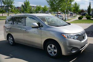 2012 Nissan Quest SV Minivan LOW KM