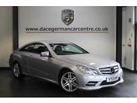 2013 13 MERCEDES-BENZ E CLASS 2.1 E250 CDI BLUEEFFICIENCY S/S SPORT 2DR AUTO 204