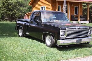 1976 Chevy Stepside