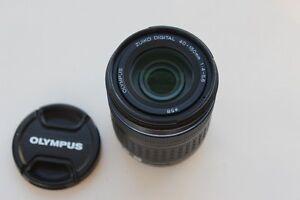 Zoom Olympus 40-150mm 4/5.6 ED système 4/3
