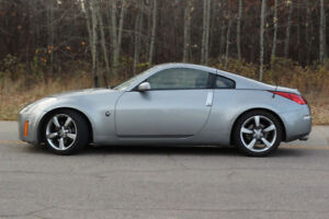 2003 Nissan 350z 6 speed