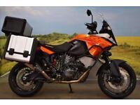 KTM 1190 Adventure **KTM Panniers, KTM Top Box, Brembo Brakes**