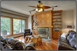 Open House Oct 8 1p-3p: Luxurious Bungalow with Views Kawartha Lakes Peterborough Area image 2