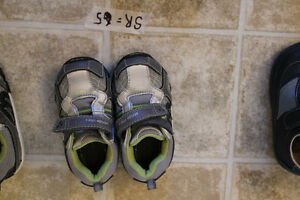 Stride Rite Runners, Toddler Size 7