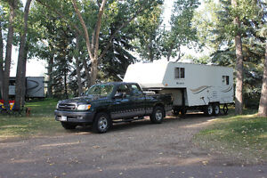 Adventures for Sale  Truck and 5th wheel package deal!