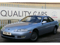 Lexus SOARER TOYOTA SUPRA 2JZ- GT BLANK CANVAS WITH 5SPEED MANUAL CONVERSION