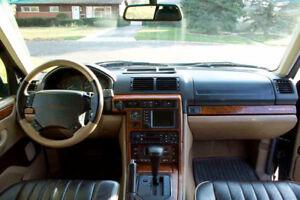 1998 Land Rover Range Rover SUV, Crossover