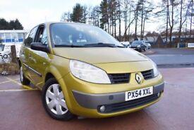 Renault Megane 1.6 VVT 115 (yellow) 2004