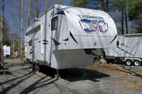 Fifth wheels 27', Cherokee 255s 2012 tout inclus